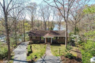 Elbert County, Franklin County, Hart County Single Family Home For Sale: 199 Tahoe Dr