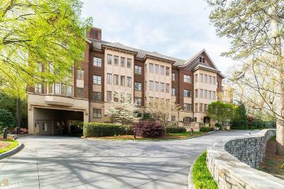 Dekalb County Condo/Townhouse For Sale: 1717 NE N Decatur Rd #T19
