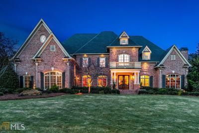 Acworth Single Family Home For Sale: 4386 Oglethorpe Loop