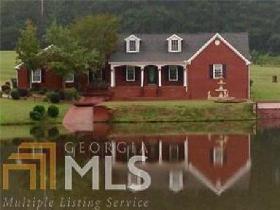 Loganville Single Family Home New: 2685 Broadnax Mill Rd