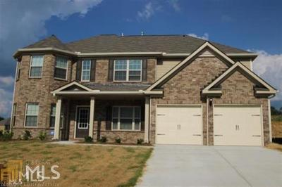 Clayton County Single Family Home New: 3883 Village Crossing Cir #142