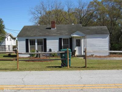 Elbert County, Franklin County, Hart County Single Family Home For Sale: 1404 N Forest Ave