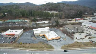 Rabun County Commercial Under Contract: 596 Highway 441