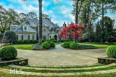 Fulton County Single Family Home New: 3005 Nancy Crk