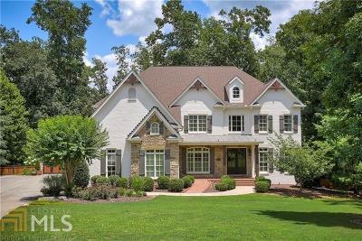 Milton Single Family Home For Sale: 14625 Birmingham Highway