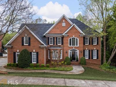 Alpharetta Single Family Home New: 3680 Grey Abbey Dr
