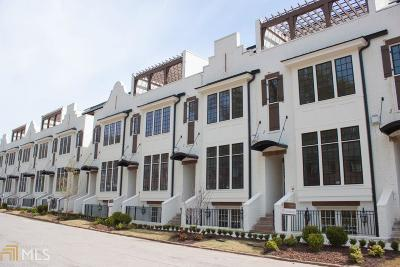 Dekalb County Condo/Townhouse For Sale: 124 Northern Ave #2