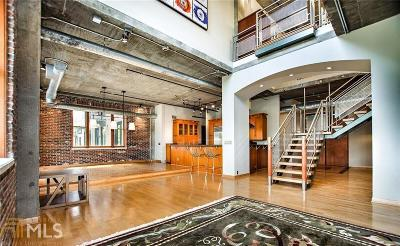 Buckhead Village Lofts Condo/Townhouse New: 3235 Roswell Rd #506