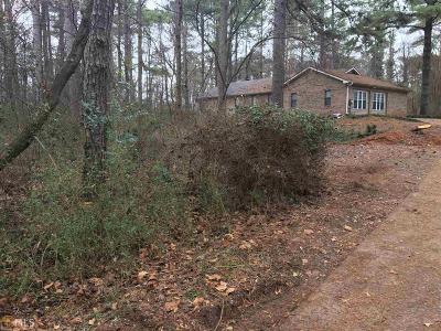 Marietta Single Family Home New: 3956 Ebenezer