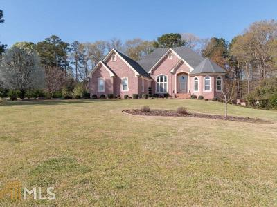 Newton County Single Family Home New: 319 Alcovy Trestle Rd