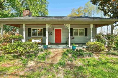Coweta County Single Family Home For Sale: 2886 Hwy 16 E
