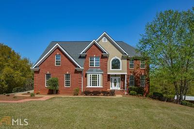 Loganville Single Family Home New: 4231 Grady Smith Rd