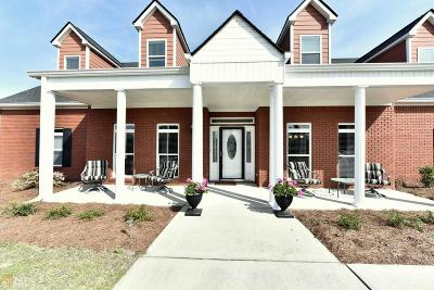 Loganville Single Family Home New: 3885 Pointer Rd