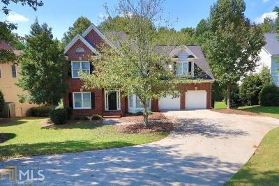 Alpharetta Single Family Home New: 12310 Douglas Rd