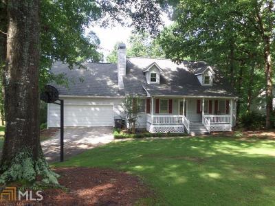 Lula  Single Family Home For Sale: 6035 Cobb St