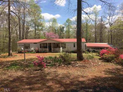 Gainesville Single Family Home New: 3447 Baker Rd