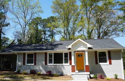 Decatur Single Family Home New: 2198 Miriam Ln