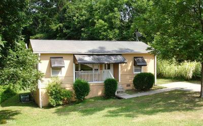 Fairburn Single Family Home New: 32 SE Bay St