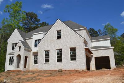 Marietta Single Family Home New: 318 Indian Hills Trl