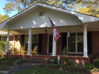 Conyers Single Family Home New: 1380 Springwood Dr