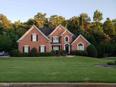 Conyers Single Family Home Under Contract: 1123 SE Oxford Dr