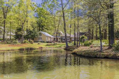 Greene County, Morgan County, Putnam County Single Family Home For Sale: 136 N Hidden Lake Dr