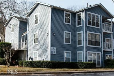 Tucker Condo/Townhouse Under Contract: 6352 Wedgeview Ct #G