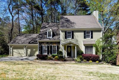 Single Family Home New: 400 Lofty Lane Way