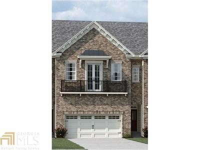 Dekalb County Condo/Townhouse For Sale: 1456 Edgebrook Ct #004
