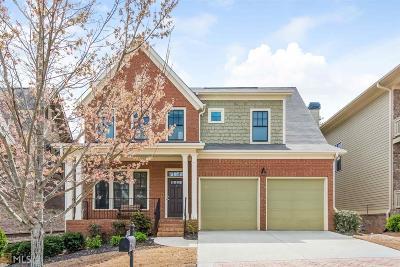 Suwanee Single Family Home New: 3689 Baxley Ridge Dr