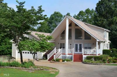 Jasper County Single Family Home For Sale: 2064 Jackson Lake Rd