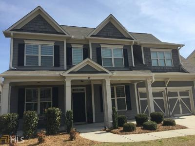 Marietta Rental New: 449 Rockford Pass Shl