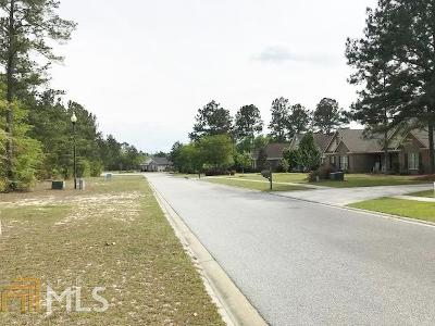 Statesboro Residential Lots & Land For Sale: Hawks Ct #32