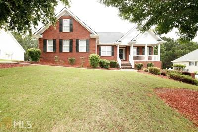 Conyers Single Family Home New: 4231 Old Wood Dr