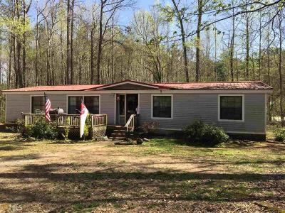 Bremen Single Family Home Under Contract: 7088 Georgia Highway 120