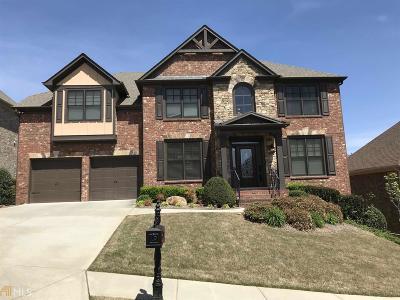 Suwanee Single Family Home New: 5145 Habersham Hills Dr