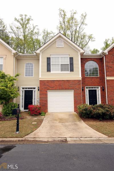 Duluth Condo/Townhouse Under Contract: 4203 Rogers Creek Ct