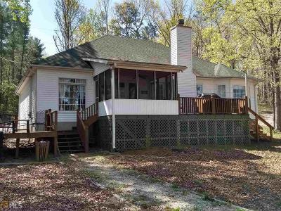 Elbert County, Franklin County, Hart County Single Family Home For Sale: 217 Fleming Park #1/1b
