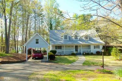 Elbert County, Franklin County, Hart County Single Family Home For Sale: 157 Woodrow Ln