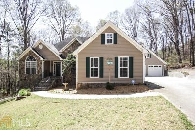 Monroe, Social Circle, Loganville Single Family Home For Sale: 2260 Camp Ln