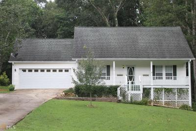 Clarkesville Single Family Home Back On Market: 338 Eagles Nest #8