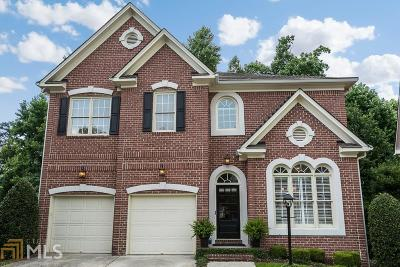 DeKalb County Single Family Home New: 1230 Dunwoody Village Dr