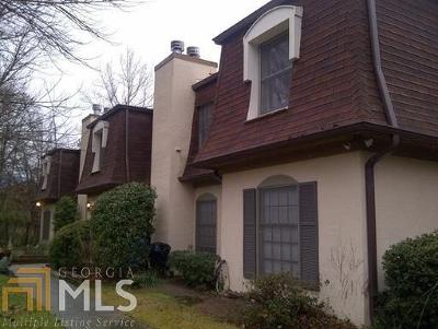 Dekalb County Condo/Townhouse For Sale: 87 Place Fontaine