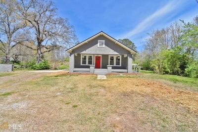 Paulding County Single Family Home For Sale: 262 Holder