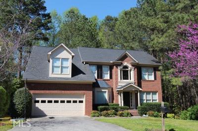 Alpharetta Single Family Home New: 9485 Knollcrest Blvd