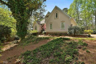 Peachtree City Single Family Home New: 702 Thornhill