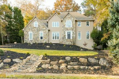 Roswell Single Family Home New: 4648 Clary Lakes Dr