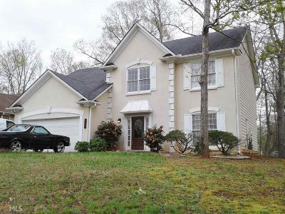 Stone Mountain Single Family Home New: 542 Creek Stone Ln
