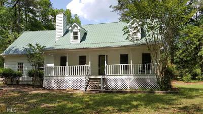 Winder Single Family Home For Sale: 1083 Mitchell Dr