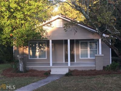 Statesboro Single Family Home For Sale: 27 Henry St
